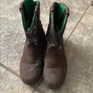 Boys John Deere Boots